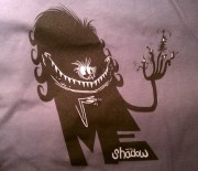 T-shirt crew Me and My Shadow (DreamWorks Animation)