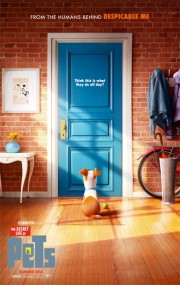 Poster The Secret Life of Pets