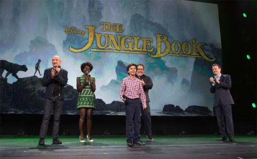 Cast The Jungle Book (Walt Disney)