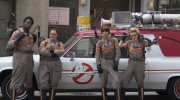 Cast Ghostbusters (2016)