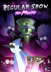 Poster Regular Show: The Movie