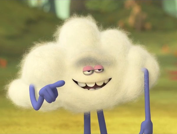 Cloud Guy steelt de show in eerste Trolls-clip | Animatieblog Justin Timberlake Can T Stop The Feeling