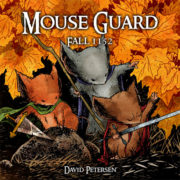 Cover Mouse Guard - Fall 1152
