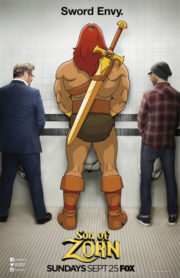 Poster Son of Zorn