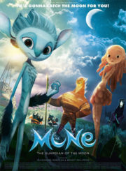 Poster Mune: The Guardian of the Moon