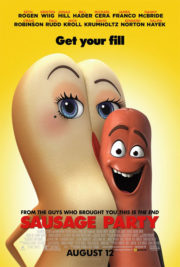 Poster Sausage Party