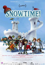 Poster Snowtime!