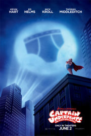Poster Captain Underpants: The First Epic Movie