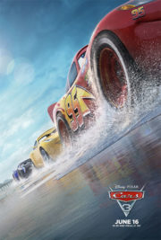 Teaserposter Cars 3