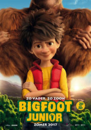 Poster Bigfoot Junior