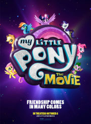 Poster My Little Pony: The Movie