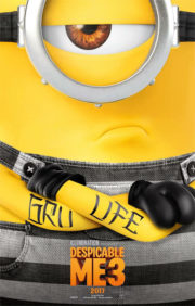Poster Despicable Me 3