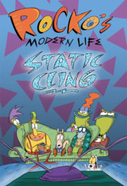 Poster Rocko's Modern Life: Static Cling