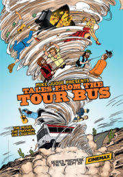 Poster Mike Judge Presents: Tales From the Tour Bus