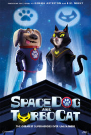 Poster SpaceDog and TurboCat